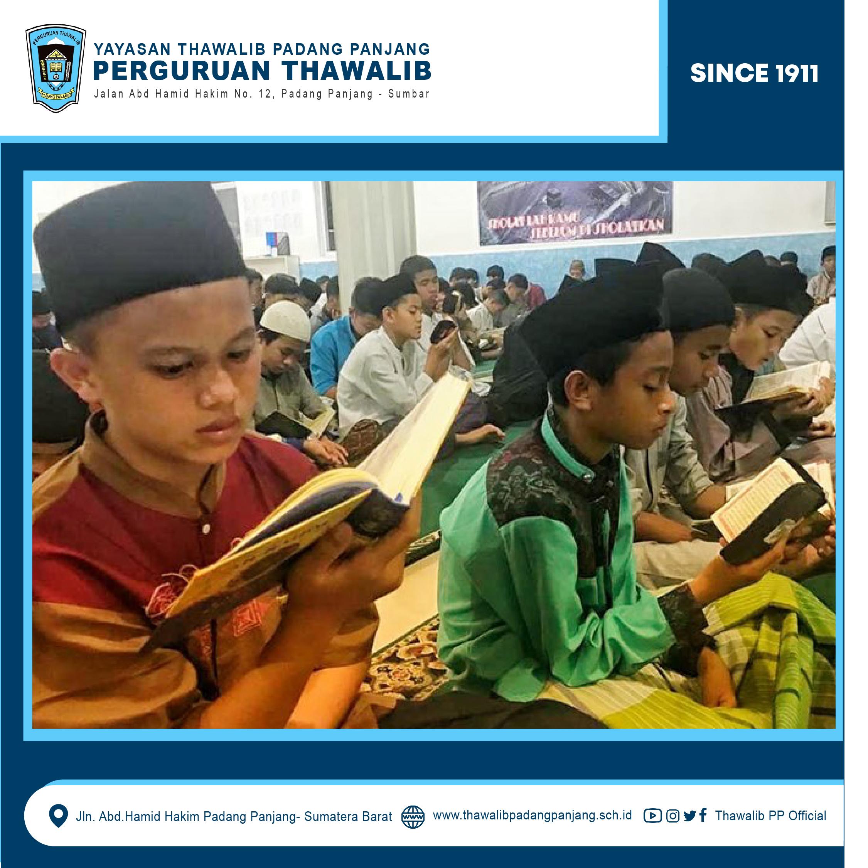 Perkuat Hafalan, Perguruan Thawalib Padang Panjang